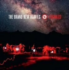 THE BRAND NEW HEAVIES - FORWARD!  CD POP ACID/DANCEFLOOR JAZZ NEU