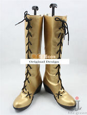 VOCALOID Megurine Luka Boot Party Shoes Cosplay Boots Custom-made