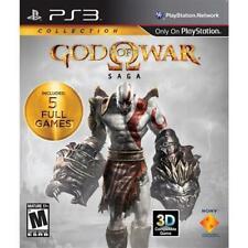 God of War Saga PS3 - Platinum Trophies
