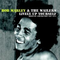 BOB MARLEY & THE WAILERS - LIVELY UP YOURSELF  2 VINYL LP NEW!