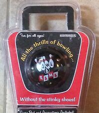 Bowl O Rama Hand Held Game Accoutrements 2001 New MISP
