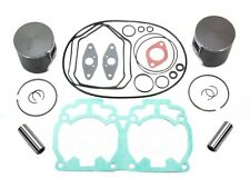 Ski-Doo MXZ 700 Top End Rebuild Kit Pistons Gaskets Bearings Std 78mm 2000-2003