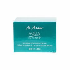 M. ASAM AQUA INTENSE HYALURON CREAM 100ML. With hyaluronic acid / SENSITIVE SKIN