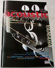 """PLAY ACOUSTIC-GUITAR  MIT CD   AMA 610156  VON """" JÜRGEN KUMLEHN """""""