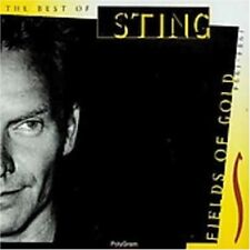 Sting : Fields of gold-The best of CD DISC ONLY #77B