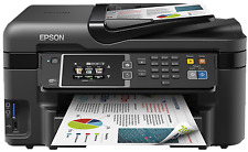 Epson Workforce WF-3620 Duplex USB Wifi 4 in 1 Colour InkJet Printer WF-3620 V2G