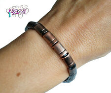 LADIES SUPER STRONG BIO MAGNETIC COPPER ALLOY HEALING BRACELET