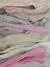 Babykleidung  7 Strumpfhosen Mädchen Gr 62