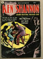 Ken Shannon #2-1951 gd 2.0 Reed Crandall / Jack Cole / Quality