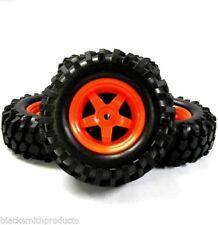 Neumáticos, llantas y bujes HSP para vehículos de radiocontrol 1:10