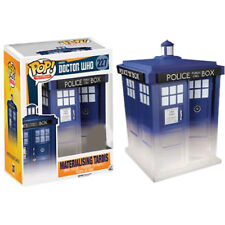 "Doctor Who - Materialising TARDIS 6"" Super Sized Pop! Vinyl Figure"