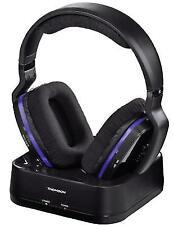 Thomson Consumer Electronics - Wireless Heaphones Black