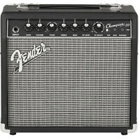 "Fender Champion 20 20W 1x8"" Single Channel Guitar Combo Amplifier Practice Amp"