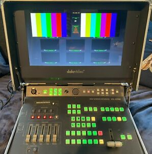 Datavideo HS-2000HD 5 - Channel Portable Video Studio Great Condition