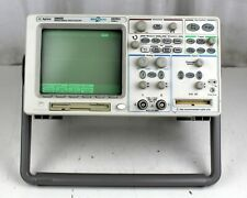 Agilent 54642d Mixed Signal Oscilloscope Power Tested For Parts Or Repair Only