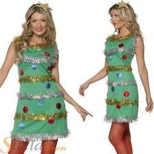 Smiffys Complete Outfit Christmas Costumes for Women
