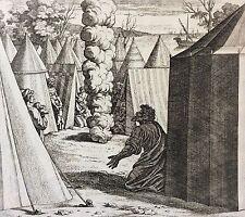 Nicolas CHAPRON ou CHAPERON 1612-1653 d'après RAPHAEL XVIII Moïse