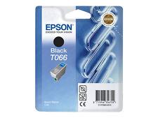 Epson Tintenpatrone Black schwarz T066 für Stylus C48 C13t06614010
