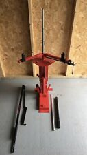 Motorcycle Tyre Changer and WheelMate Lever