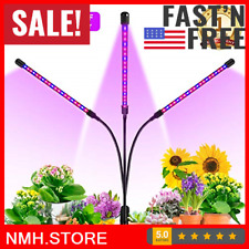 Grow Light Bulb Indoor Plant - Grow Light for Indoor Plants 60W 5 Dimmable Level