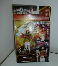 figurine Power Rangers Megaforce Rose (saban's) - 2013 bandai (ultra pink) jouet