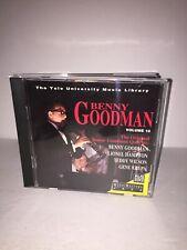 Goodman, Benny : Yale Recordings 10 CD