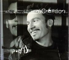 CD audio.../...FLORENT PAGNY.../...RECREATION..../....2 CD.....