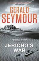 Jericho's War, Seymour, Gerald, New, Book
