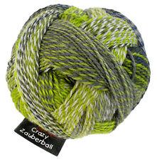 Zauberball®Crazy  100g  Schoppel Farbe 2204 Grüne Woche Wolle Sockenwolle