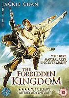 Forbidden Kingdom [DVD], Excellent DVD, Michael Angarano, Jet Li, Crystal Liu, N