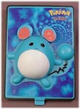Pokemon Power Card ~ Marill ATB-1223 Burger King 2000 - Brand New!