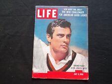 1959 JULY 6 LIFE MAGAZINE - GARDNER MCKAY - L 1163