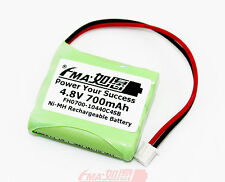Ni-MH battery 4.8V 700mAh for Portable Electronic Test Gear XHR AAA_4SB US/RU