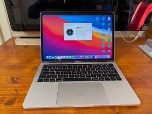 Apple MacBook Pro Late 2016 i5 16GB Ram 256GB SSD Argento Come Nuovo
