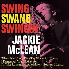 Jackie McLean – Swing Swang Swingin' CD