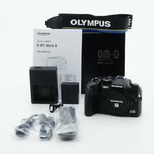 Olympus OM-D E-M1 Mark III Mirrorless Micro 4/3 Camera (Black)