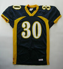 Riddell Sports #30 Football Jersey Youth Large Shirt - NOS