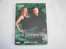 dvd EXPERT LAS VEGAS   saison 5 volume 1 coffret 3 dvd