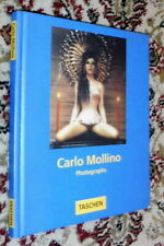 Carlo Mollino Photographs,VG-,HB,1994,First     ec
