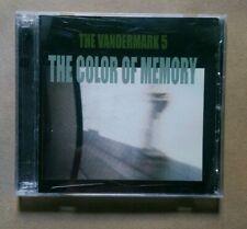 The Vandermark 5 / The Color Of Memory (CD Used) Atavistic ALP166CD (B5)
