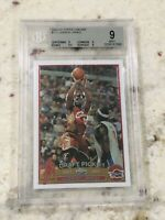 🔥 2003-04 03 Topps Chrome Lebron James #111 ROOKIE RC BGS 9 9.5 Lakers Goat 🐐