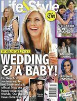 Life And Style Magazine Jennifer Aniston The Bachelor Kanye West Kim Kardashian