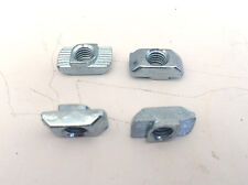 4 x M6 Quick Release T Nuts For T Track Jigs, Fixtures, Feather Boards router