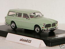 VOLVO 220 Amazon 1962 Green PremiumX 1/43 Ref PRD373