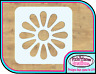 Flower Pattern Daisy Garden F Mylar 190 Stencil Reusable Crafts Airbrush Paint