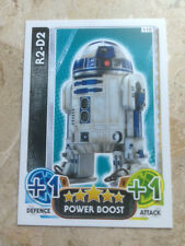 STAR WARS Force Awakens - Force Attax Trading Card #110 R2-D2