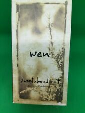WEN by Chaz Dean Sweet Almond Mint Original Cleansing Conditioner in 2oz Packets