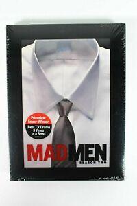 Mad Men Season Two 2009 DVD New Sealed
