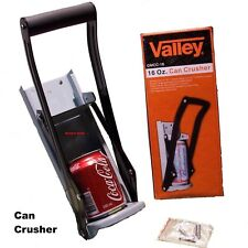 Can Crusher Hand operated for Aluminium or steel cans - New in Box