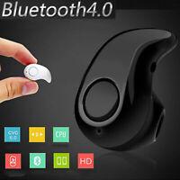 41FE Mini Bluetooth Stereo In-Ear Headset Earphone Headphone Universal White Hot